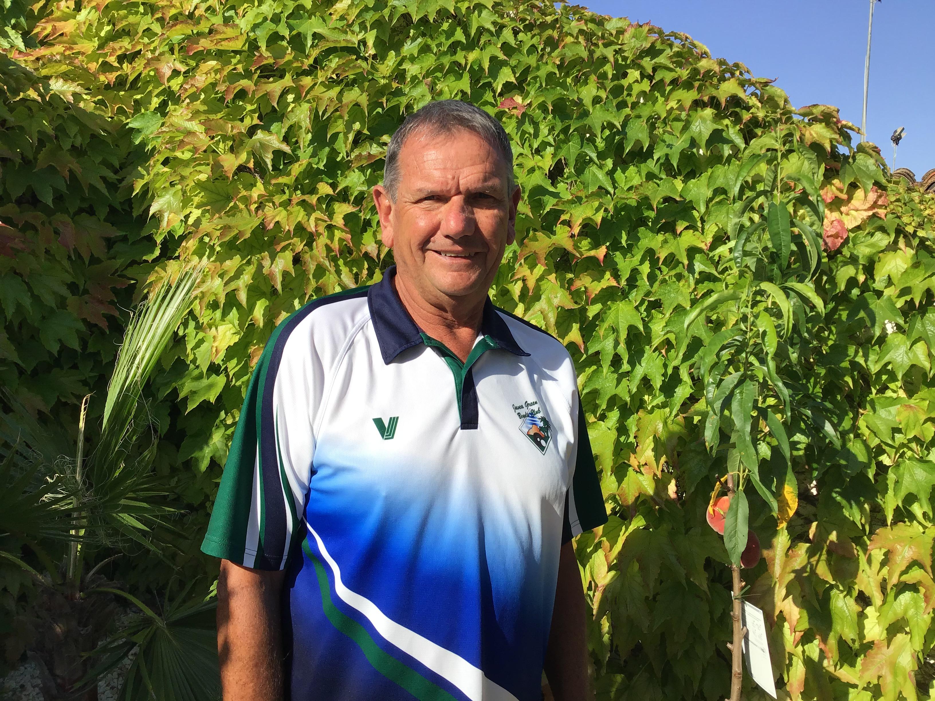 Alan Phillips - Match Secretary