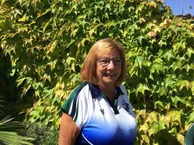 Betty Pierrot - Membership Secretary